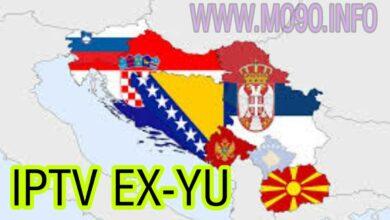 Photo of iptv ex yu m3u lista free 2021 iptv ex yu kanali update 16/10/21